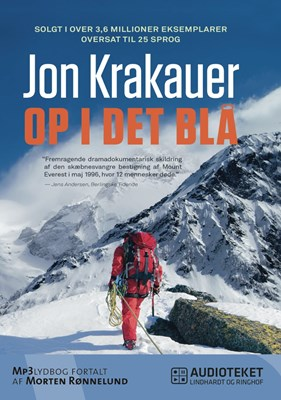 Op i det blå Jon Krakauer 9788711469378
