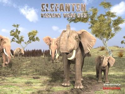 Elefanten Steven Kinch 9788793484092