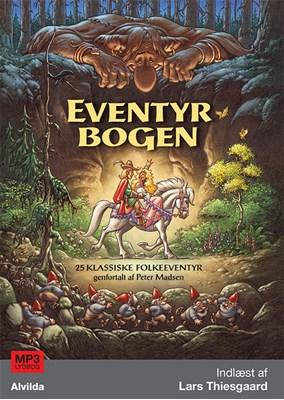Eventyrbogen Peter Madsen 9788771651102