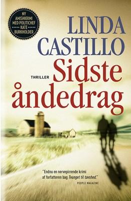 Sidste åndedrag Linda Castillo 9788793323278