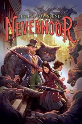 Nevermoor 1 - Morrigan Crows magiske prøvelser Jessica Townsend 9788702250930