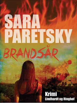 Brandsår Sara Paretsky 9788711524503