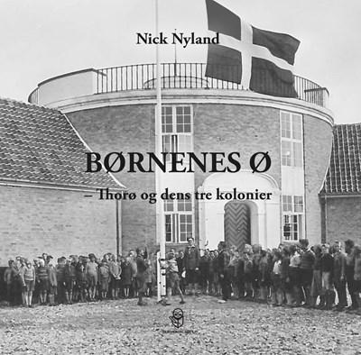Børnenes Ø Nick Nyland 9788793678156