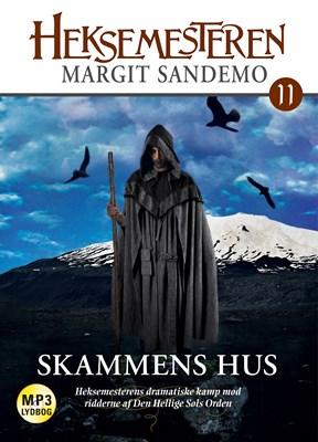Heksemesteren 11 - Skammens hus Margit Sandemo 9788771073935