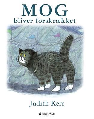 Mog bliver forskrækket Judith Kerr 9789150790085