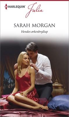 Hendes ørkenbryllup Sarah Morgan 9789150783070