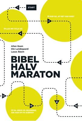 Bibelhalvmaraton Allan Ibsen, Lasse Åbom, Ole Lundegaard 9788775238613