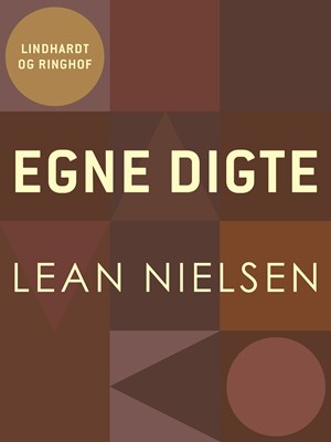 Egne digte Lean Nielsen 9788711842164
