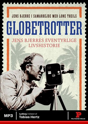 Globetrotter Jens Bjerre, Lone Theils 9788740027945
