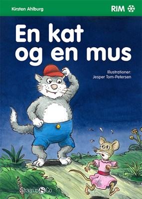 En kat og en mus Kirsten Ahlburg 9788770180078