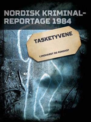 Tasketyvene Diverse Diverse, Diverse forfattere 9788711844076