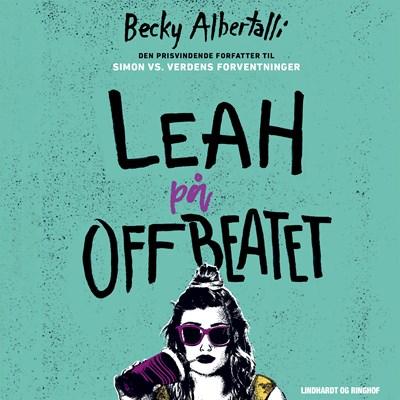 Leah på offbeatet Becky Albertalli 9788726027648