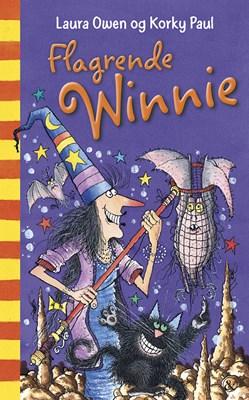 Flagrende Winnie Laura Owen 9788771514629
