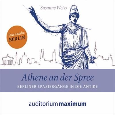 Athene an der Spree Susanne Weiss 9788711810064