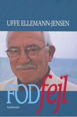 Fodfejl Uffe Ellemann-Jensen 9788702087994