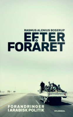 Efter foråret Rasmus Alenius Boserup 9788702207910
