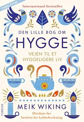 Den lille bog om HYGGE Meik  Wiking 9788740620627