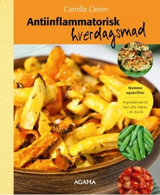 Antiinflammatorisk hverdagsmad Camilla Clevin 9788793231580
