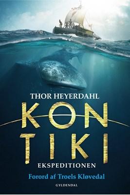Kon-Tiki ekspeditionen Thor Heyerdahl 9788702154344