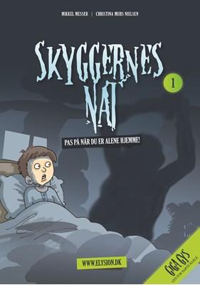 Skyggernes Nat Christina Muhs Nielsen, Mikkel Messer 9788772141657