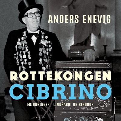 Rottekongen Cibrino Anders Enevig 9788726032222