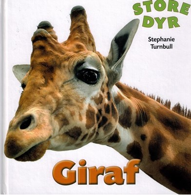 Giraf Stephanie Turnbull 9788762728561