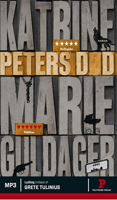 Peters død Katrine Marie Guldager 9788740023923
