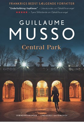 Central Park Guillaume Musso 9788711803622