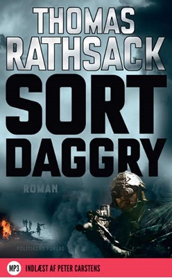 Sort daggry Thomas Rathsack 9788740015478