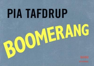 Boomerang Pia Tafdrup 9788702251166