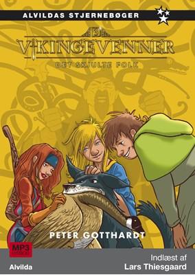 Vikingevenner 3: Det skjulte folk Peter Gotthardt 9788741503790