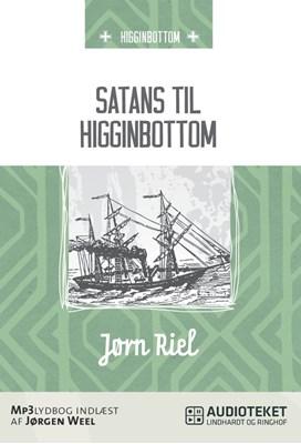 Satans til Higginbottom Jørn Riel 9788711339329