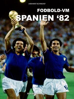 Fodbold-VM Spanien  82 Per Høyer Hansen 9788711689257