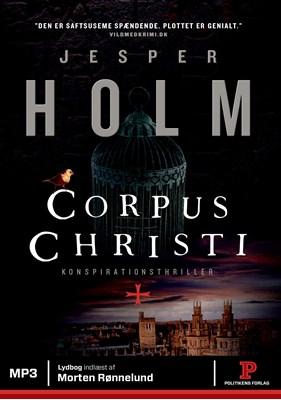 Corpus Christi Jesper Holm 9788740040098
