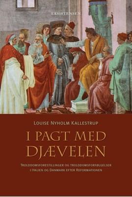 I pagt med djævlen Louise Nyholm Kallestrup 9788741003191