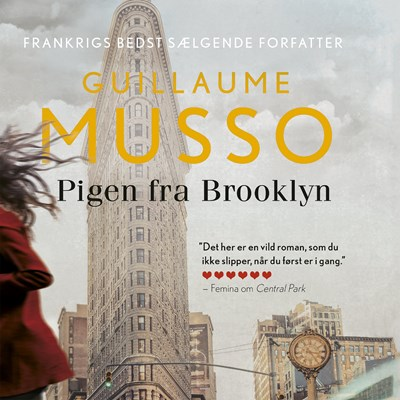Pigen fra Brooklyn Guillaume Musso 9788711967621