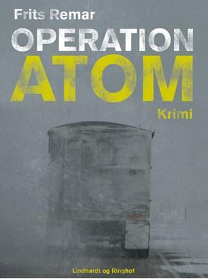 Operation Atom Frits Remar 9788711512449