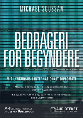 Bedrageri for begyndere Michael Soussan 9788711517895