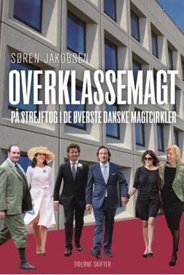 Overklassemagt Søren Jakobsen 9788702252743