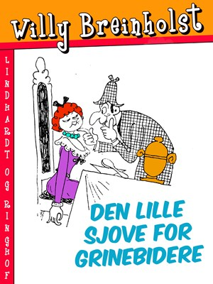 Den lille sjove for grinebidere Willy Breinholst 9788711744130