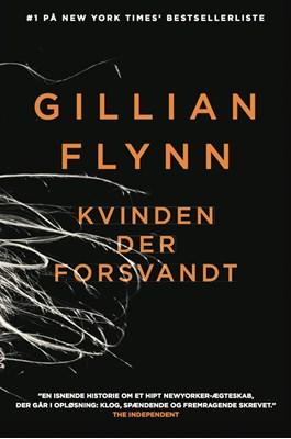 Kvinden der forsvandt Gillian Flynn 9788711353554