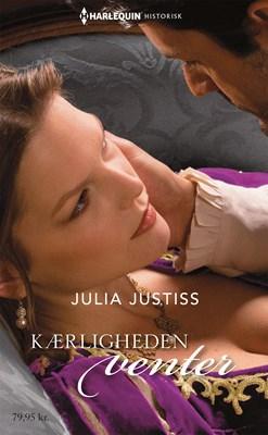 Kærligheden venter Julia Justiss 9789150789737