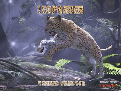 Leoparden Steven Kinch 9788793484023