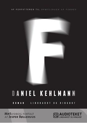 F Daniel Kehlmann 9788711323779