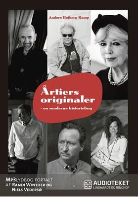 Årtiers originaler Anders Højberg Kamp 9788711708361
