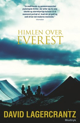 Himlen over Everest David Lagercrantz 9788771463545