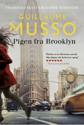 Pigen fra Brooklyn Guillaume Musso 9788711967560
