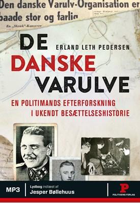 De danske varulve Erland Leth Pedersen 9788740023602