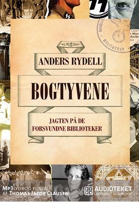 Bogtyvene Anders Rydell 9788711922897