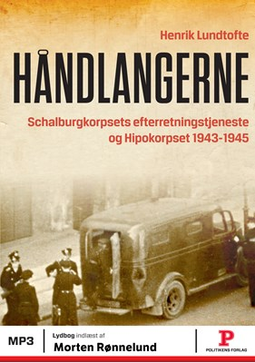 Håndlangerne Henrik Lundtofte 9788740022193